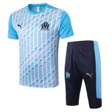 2020/21 Marseille Blue Training Short Tracksuit