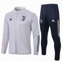 2020/21 JUV Grey Jacket Tracksuit