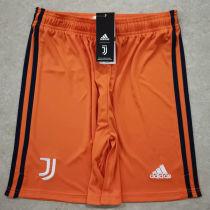 2020/21 JUV Away Orange Shorts Pants