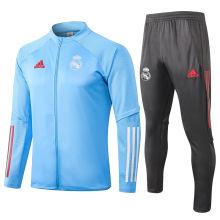 2020/21 RM Light Blue Jacket Tracksuit
