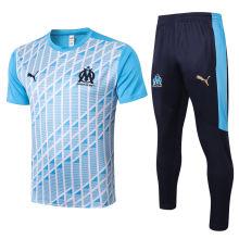 2020/21 Marseille Blue Training Tracksuit