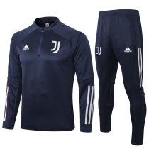 2020/21 JUV Royal Blue Sweater Tracksuit