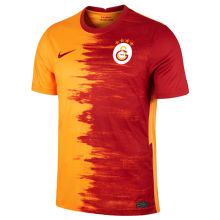 2020/21 Galatasaray Home Yellow And Red Fans Soccer Jerseys