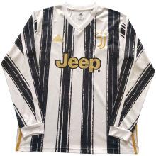 2020/21 JUV Home Long Sleeve Soccer Jersey