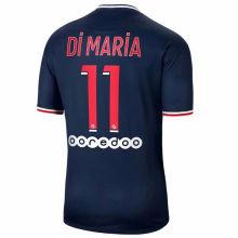 Di MARiA #11 PSG 1:1 Home Fans Soccer Jersey 2020/21