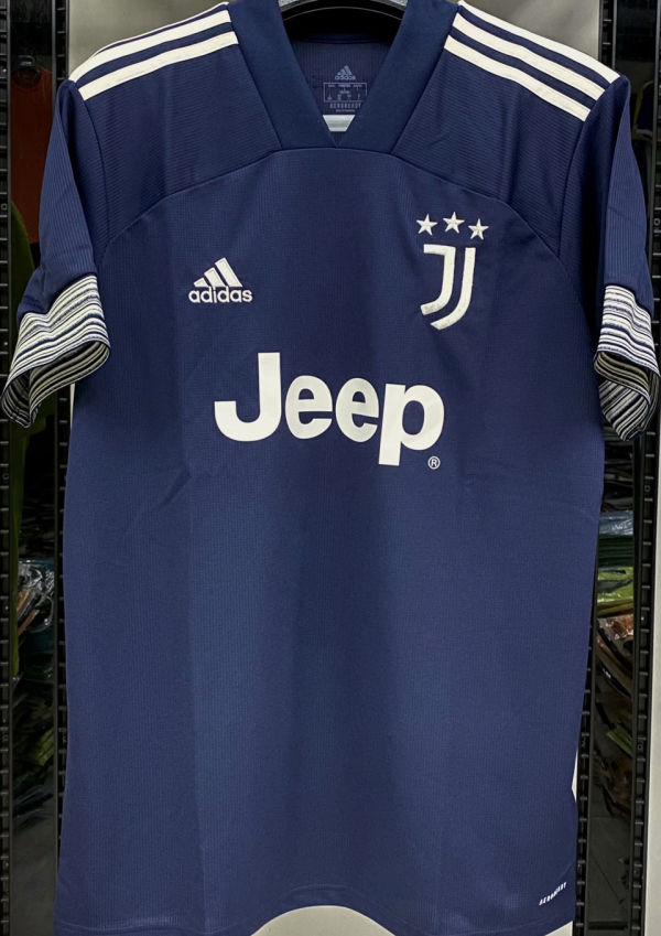 2020/21 JUV 1:1 Quality Away Blue Fans Soccer Jersey