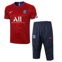 2020/21 PSG Red Training Short Tracksuit
