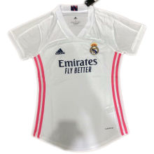 2020/21 RM Home white Women soccer jersey