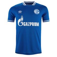 2020/21 Schalke 04 Home Blue Soccer Jersey