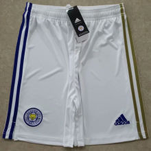 2020/21 Leicester Away White Shorts Pants