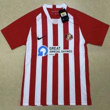 2020/21 Sunderland Home Fans Soccer Jersey