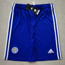2020/21 Leicester Home Blue Shorts Pants