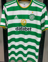 2020/21 Celtic 1:1 Quality Home Fans Soccer Jersey