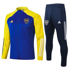 2020/21 Boca Yellow Jacket Tracksuit