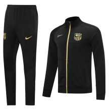 2020/21 BA Black Jacket Tracksuit