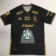2020/21 Leon Away Black Fans Soccer Jersey