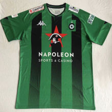 2020/21 Cercle Brugge Home Green Fans Soccer Jersey