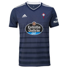 2020/21 Celta Away Black Fans Soccer Jersey