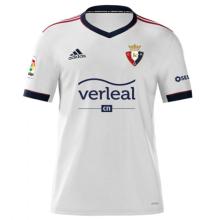 2020/21 Osasuna Away White Fans Soccer Jersey