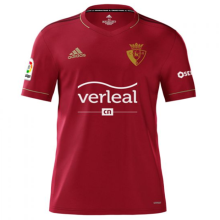 2020/21 Osasuna Home Red Fans Soccer Jersey