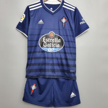 2020/21 Celta Away Black Kids Soccer Jersey