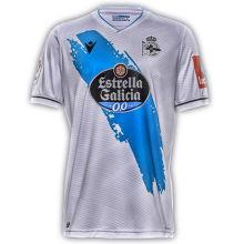 2020/21 La Coruña  Away White Fans Soccer Jersey