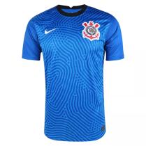 2020/21 Corinthians Blue GK Soccer Jersey