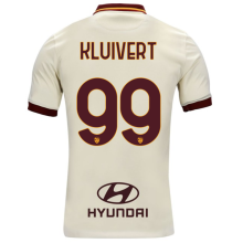 KLUIVERT #99 AS RM 1:1 Away Fans Soccer Jersey 2020/21