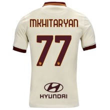 MKHITARYAN #77 AS RM 1:1 Away Fans Soccer Jersey 2020/21