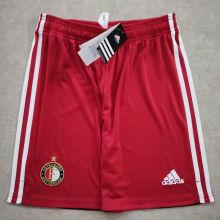 2020/21 Feyenoord Red Pants Soccer