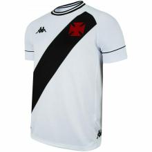 2020/21 Vasco 1:1 Quality Away White Fans Soccer Jersey