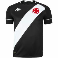 2020/21 Vasco 1:1 Quality Home Black Fans Soccer Jersey