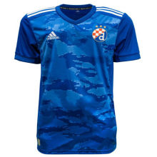 2020/21 Dinamo Zagreb Home Blue Fans Soccer Jersey