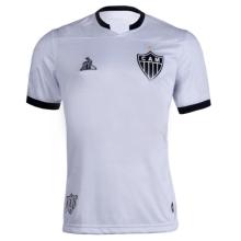 2020/21 AT Mineiro Away White Fans Soccer Jersey