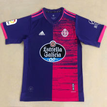 2020/21 Valladolid Away Fans Soccer Jersey