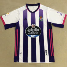 2020/21 Valladolid Home Fans Soccer Jersey