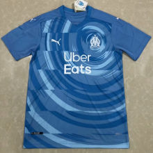 2020/21 Marseille Blue Training Short Jersey