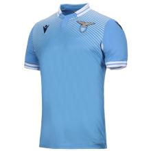 2020/21 Lazio Home Blue Fans Soccer Jersey