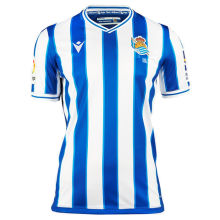 2020/21 Real Sociedad Home Fans Soccer Jersey
