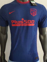 2020/21 ATM Away Player Version Soccer Jersey