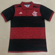2020/21 Flamengo Home Polo Short Jersey