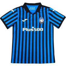 2020/21 Atalanta Home UCL Version Fans Soccer Jersey 欧冠版