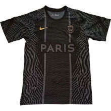2020/21 PSG Paris Black Training Soccer Jersey