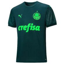 2020/21 Palmeiras Third Green Fans Soccer Jersey