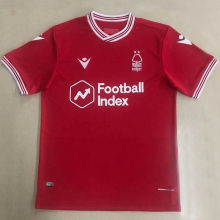 2020/21 Nottingham Forest Home Red Fans Soccer Jersey