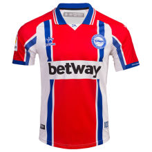 2020/21 Alaves Away Fans Soccer Jersey