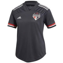 2020/21 Sao Paulo Away Women Soccer Jersey