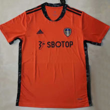 2020/21 Leeds United Orange GK Soccer Jersey