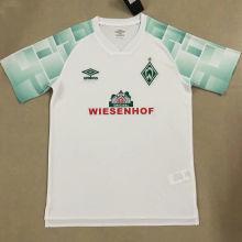 2020/21 Werder Bremen White Fans Soccer Jersey