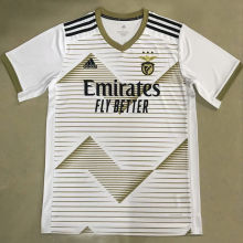 2020/21 Benfica Away White Fans Soccer Jersey